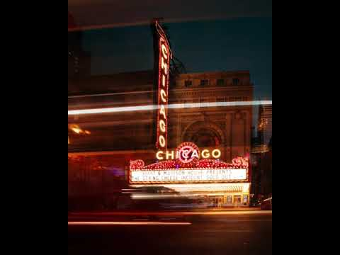 Chicago Theatre Cinemagraph