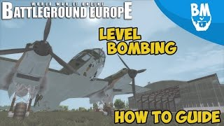 Level Bombing with the HE 111 (Guide/Tutorial) | WWII Online: Battleground Europe