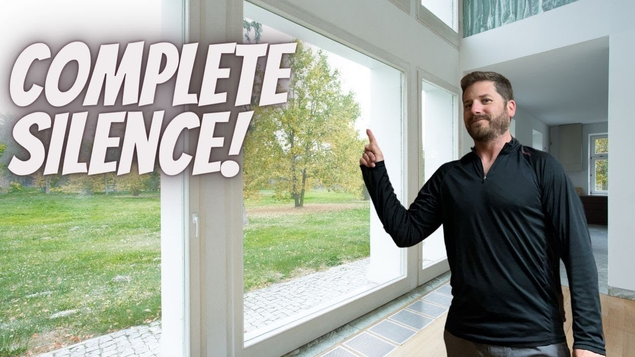 Window Soundproofing - 8 DIY Methods From a Pro! - YouTube