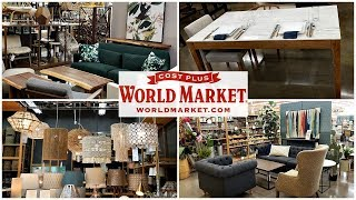 World Market * Home Decor Furniture *up To 40% Off  Shop With Me May 2019