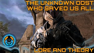 The Unknown ODST Who Saved Us All - Lore and Theory