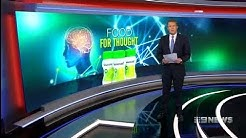 Channel 9 story on benefits of Souvenaid