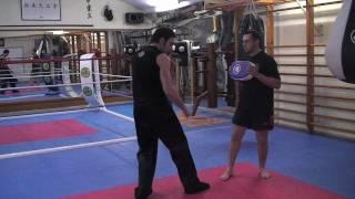Sifu Daniel López Wing Chun A.C.R. / Tutorial distancia San Sao