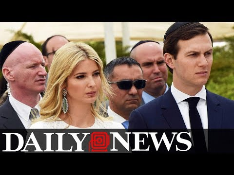 Ivanka's rabbi denounces Trump's response to Charlottesville