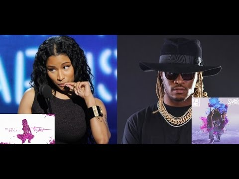 Nicki Minaj 'Pink Print' Certified Double Platinum and Future Gets First Gold Album with 'DS2'
