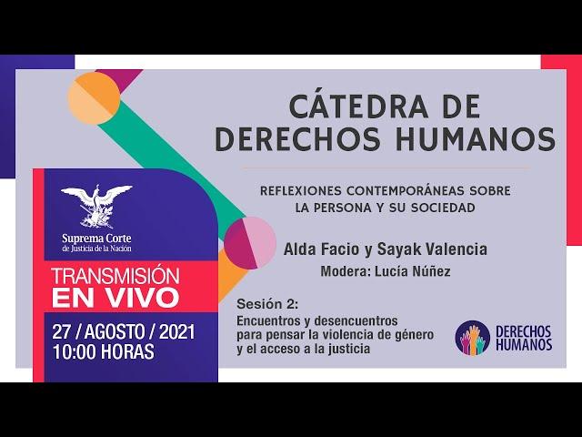 Cátedra de Derechos Humanos I #10AñosDDHH