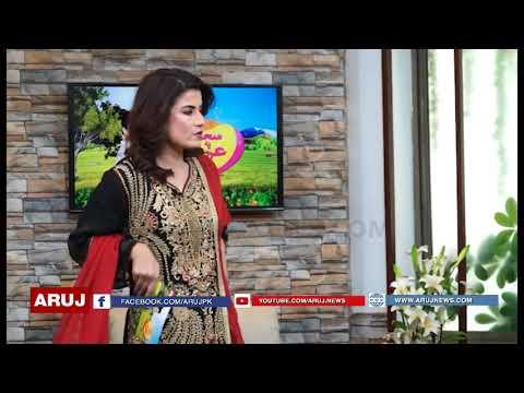 Sehar Pa Aruj   Morning Show with Parishay Khan   Mahnoor Rajpoot   7th May 2018