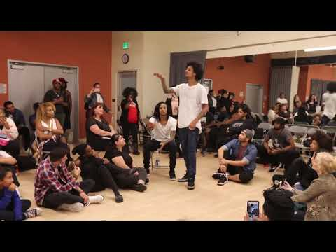 Larry (Les Twins) - Mos Def - The Beggar (CLEAR AUDIO)