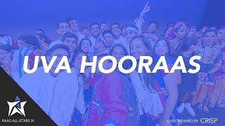 Raas All-Stars IX: UVA HooRaas