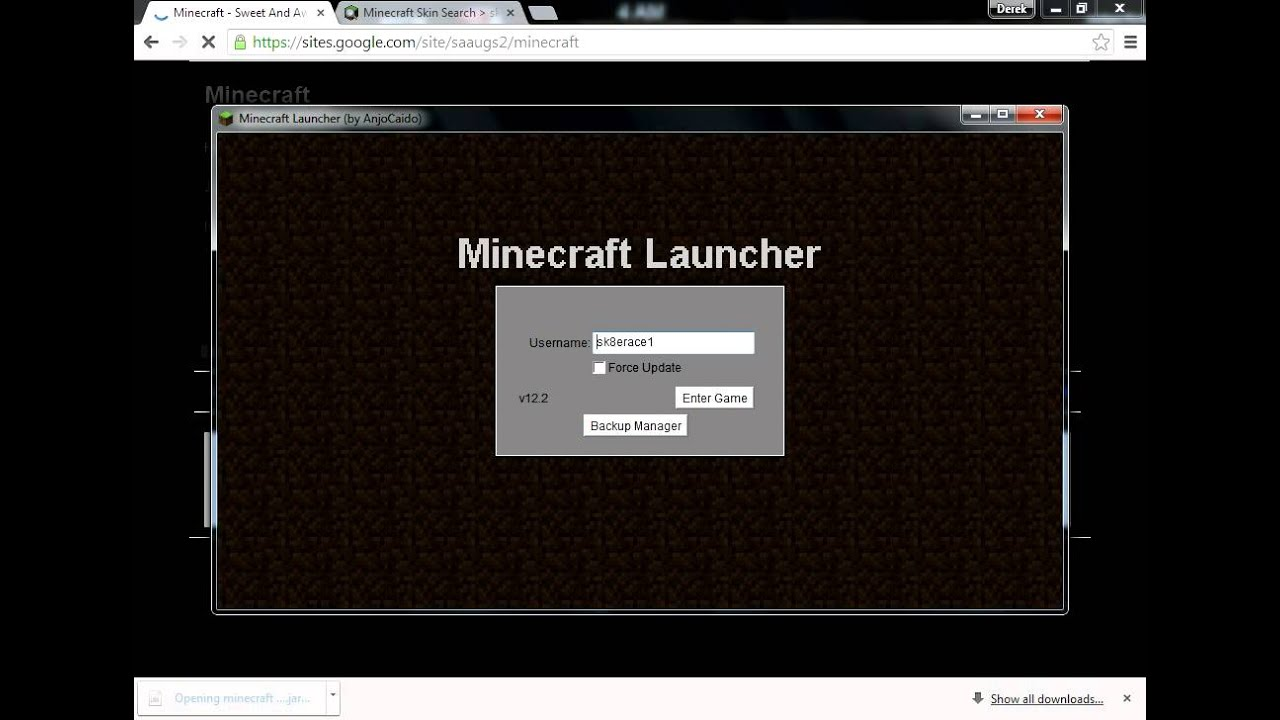 how to get minecraft skins with unblocked games version - YouTube