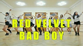 RED VELVET - BAD BOY | Choreography Agusha | Fam Dance Studio