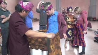 Ciaaattt...Balinese traditional costum, Steinershool, Lier