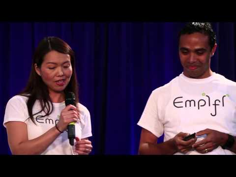 Amy Li - Empifi: writing the future of understanding human emotions, and broadcasting empathy