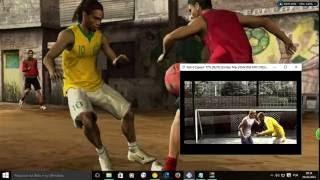"""Video CONFIGURANDO """"Fifa Street 2""""  EMULADOR PS2 1.5 !! 60 FPS 100000000% download MP3, 3GP, MP4, WEBM, AVI, FLV Oktober 2018"""