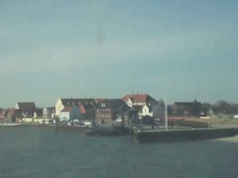 From Esbjerg to Fanø