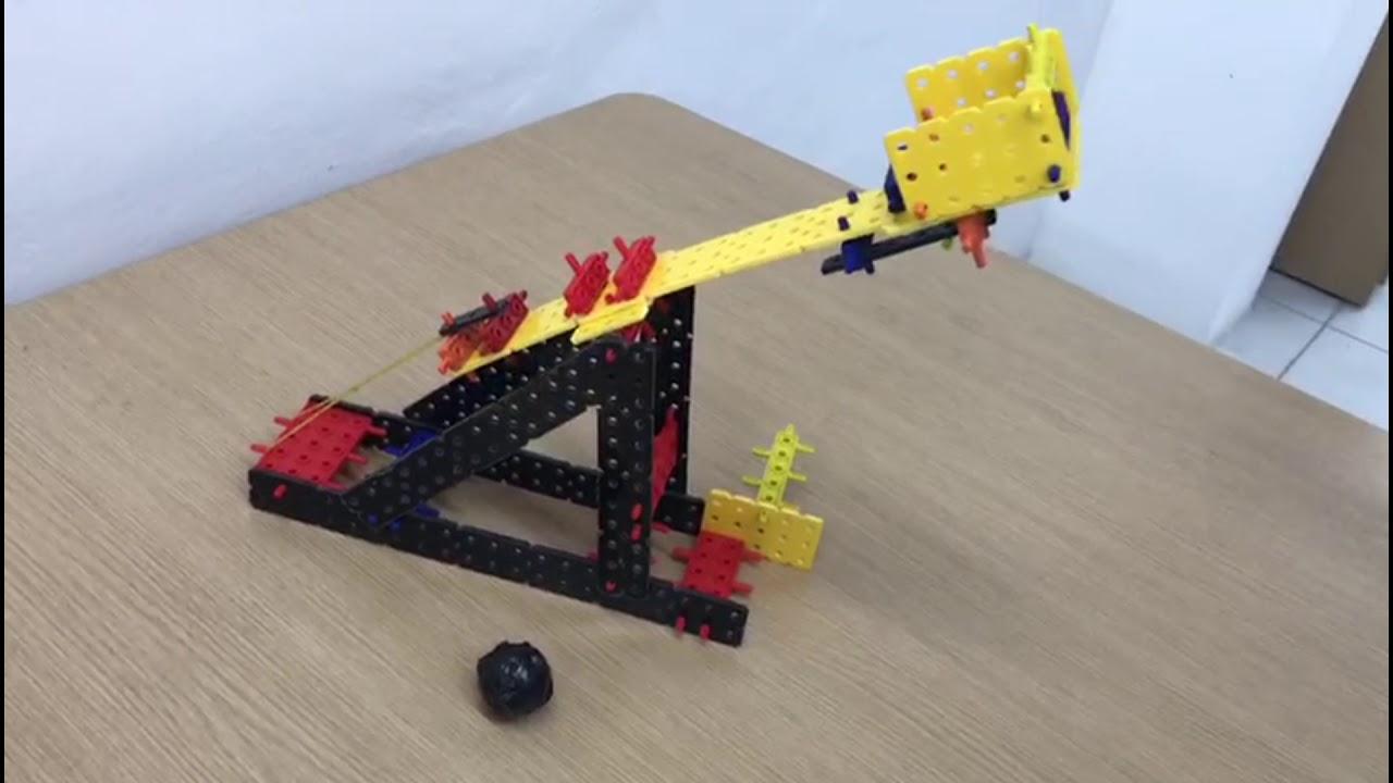 Robótica Educacional - Projeto Catapulta