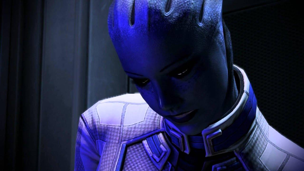 All of Liaras Romance Dialog Mass Effect to Mass Effect 3
