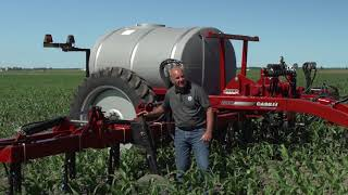 PG17: THE 5 BUSHEL PLACEMENT ADVANTAGE FROM 360 Y-DROP SIDEDRESS