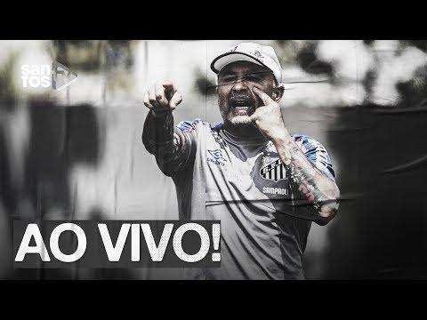 JORGE SAMPAOLI | PÓS-JOGO AO VIVO (09/10/19)