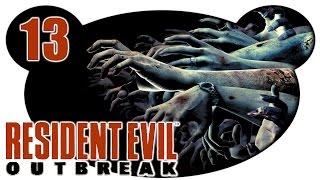 Resident Evil Outbreak #13 - Der goldene Schlüssel (Let