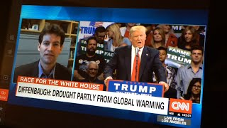 CNN: Response to Donald Trump Statements about California Drought
