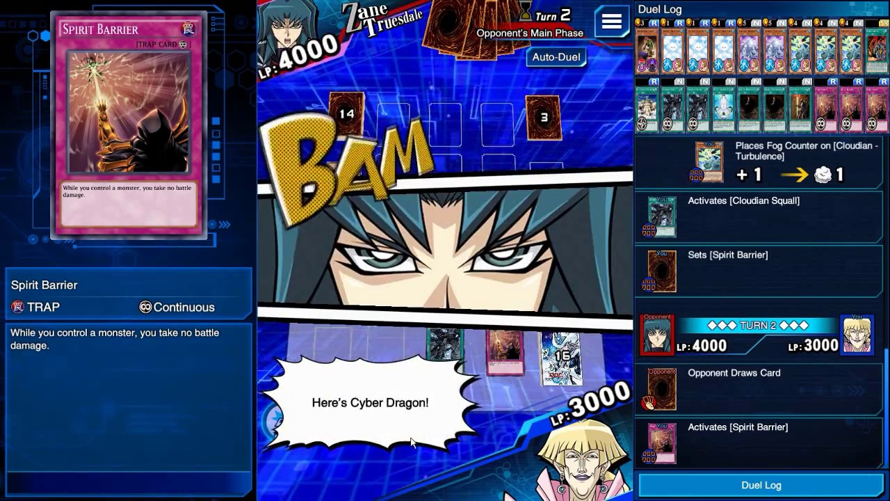 58d4c36c9929 Yu-Gi Oh Duel Links!  Farm Zane Lv 40 CHEAP Deck 8000+ points - YouTube