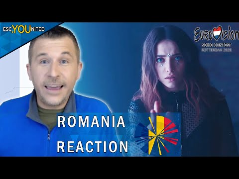 ROMANIA: ROXEN  | REACTION - SELECTIA NATIONALA (Eurovision 2020)
