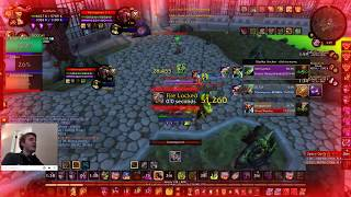 WoW 2350+ Destruction Warlock PvP | 7.3.5 | Arenas & BG's