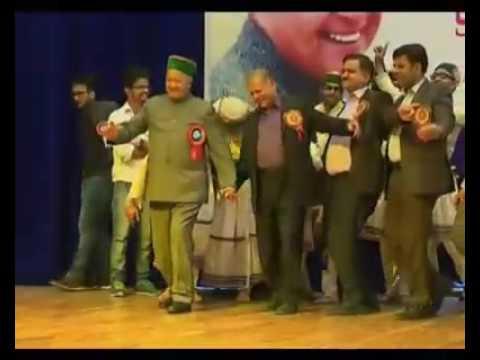 H.P CM dance on phadi song