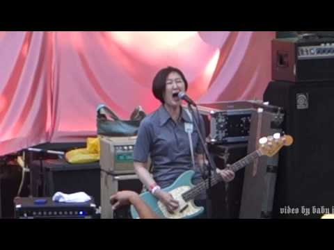The 5,6,7,8's-ONE POTATO-Live @ Burger Boogaloo, Mosswood Park, Oakland, CA, July 4, 2015