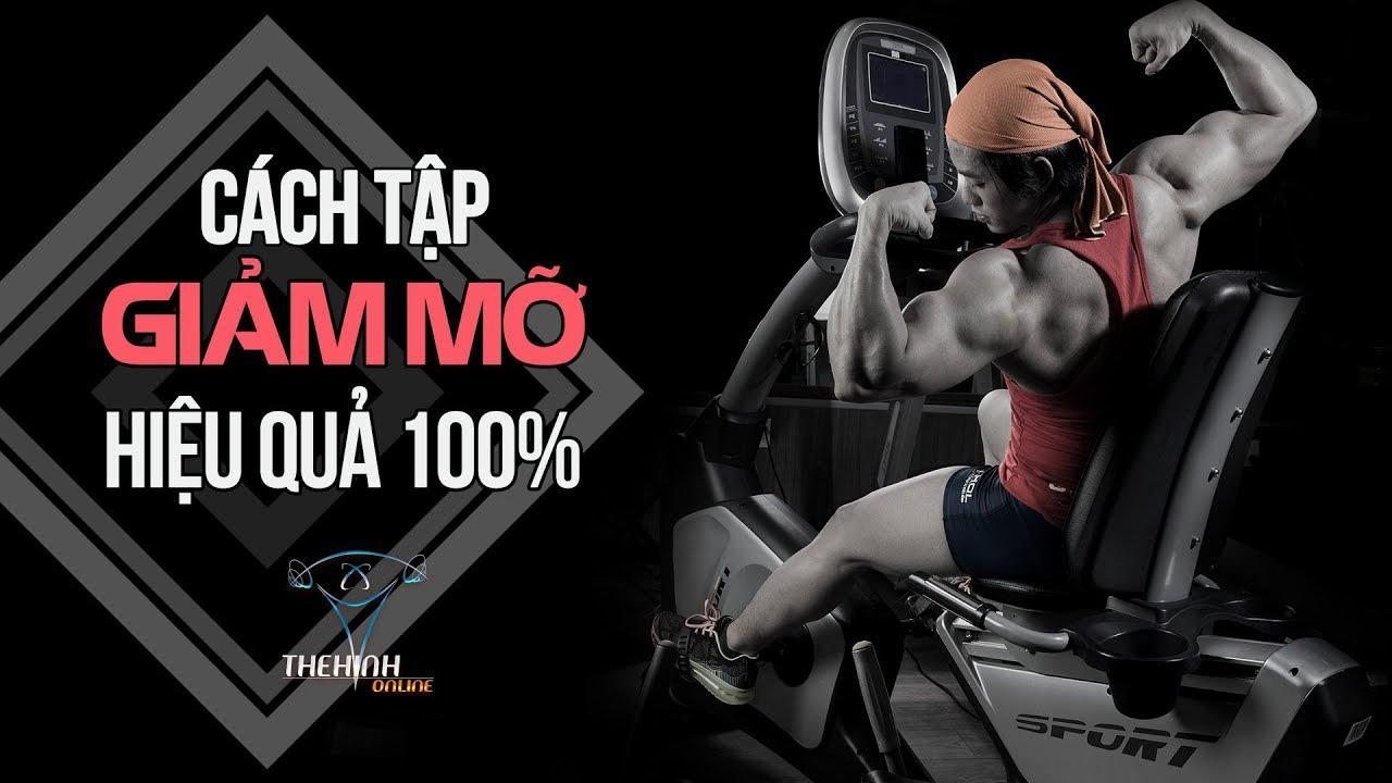 DN VLog – Cách tập gym giảm mỡ tốt nhất hiệu quả 100%