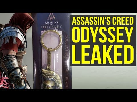 Assassin's Creed Odyssey Merchandise LEAKED - New Game Coming Soon (Assassin's Creed 2018) thumbnail