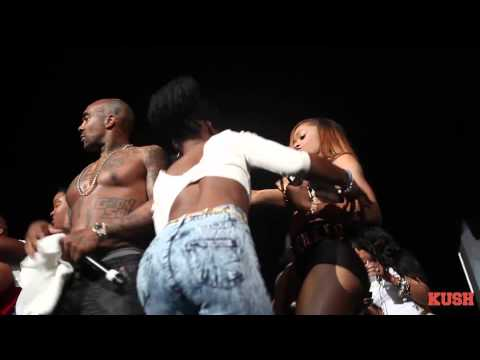 The Game live in concert at the river center in baton rouge  yo gotti concert part 4