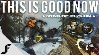 Ring of Elysium is good now - Free to play PUBG like game