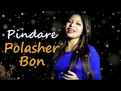 Pindare Polasher Bon ( New Version ) ft. Rinki Mallik  | Jhumur Song | Folk Bangla 2018
