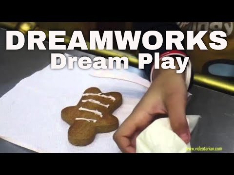 DreamWorks Dream Play in Manila