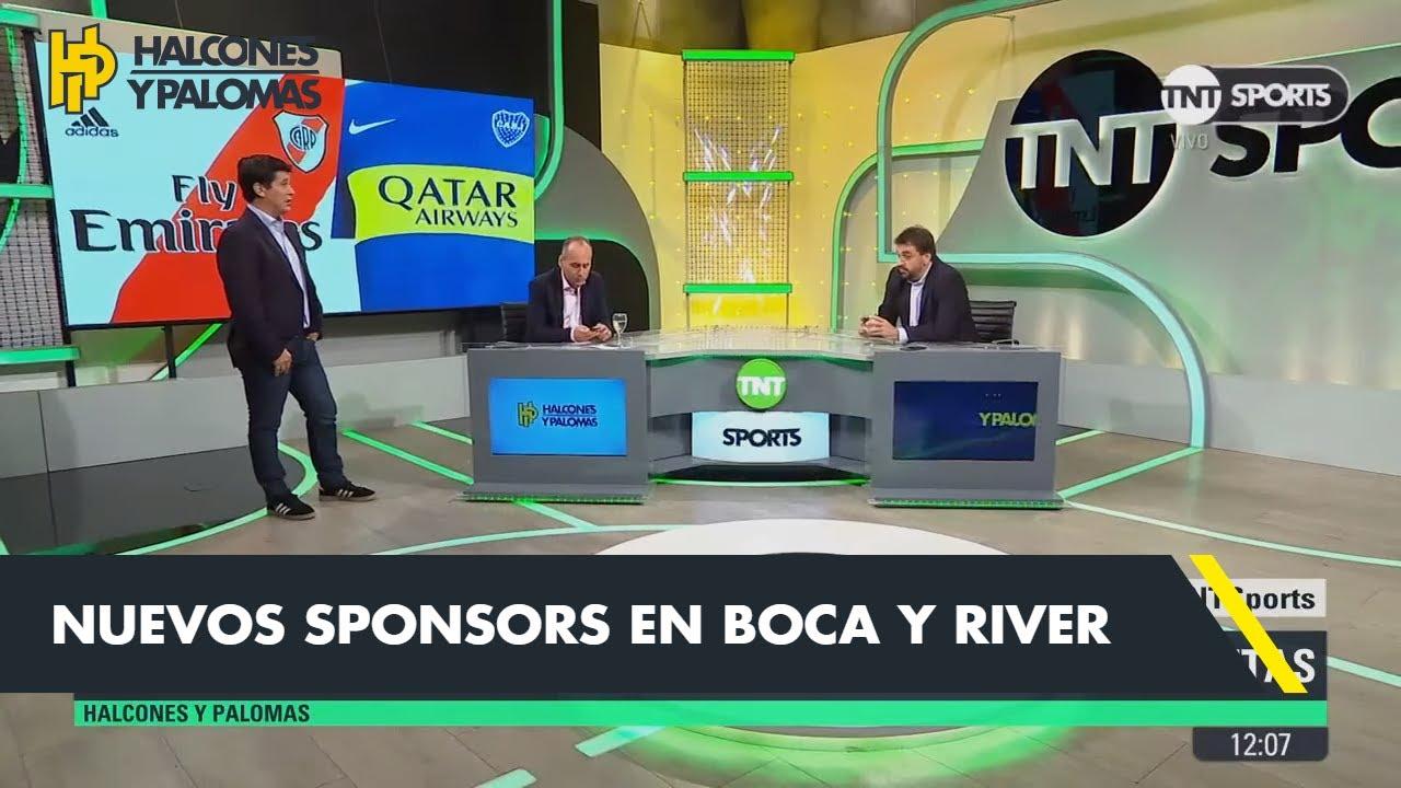 Boca y River tendrán nuevos sponsors en sus camisetas