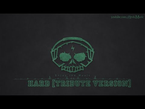 Hard [Tribute Version] by Martin Hall - [Indie Pop Music]