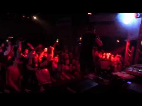 DJ AQUEOUS OPENING the BASSHUNTER Broadcast @ Bossanova BallRoom Portland, Oregon - [LIVE HD!]