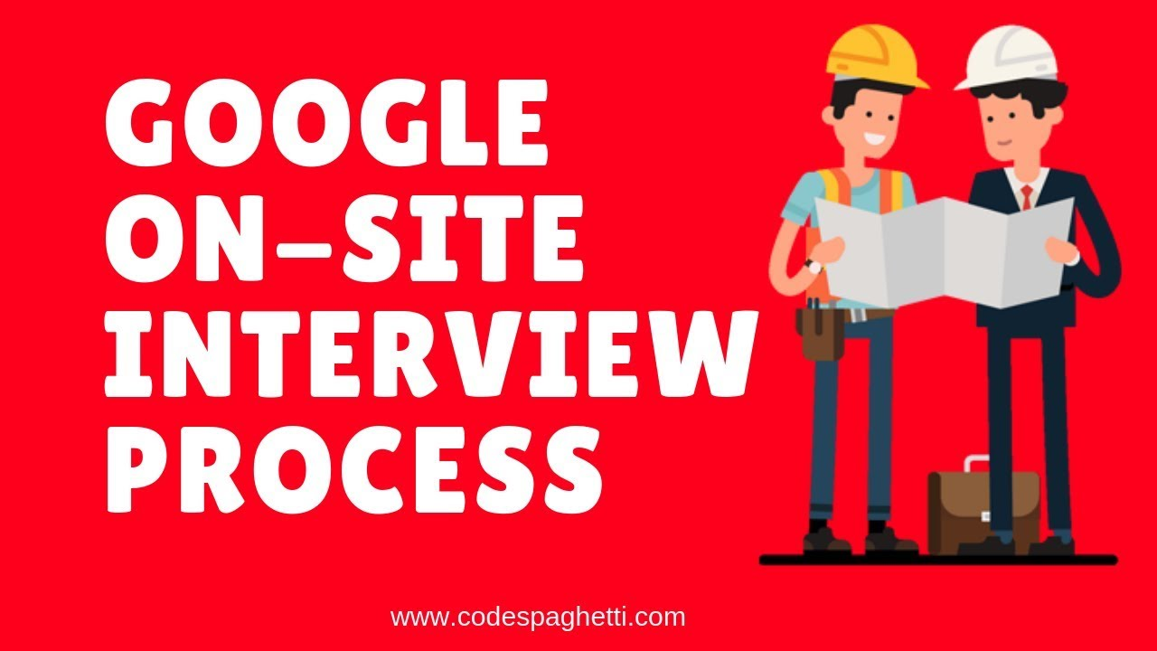 google onsite interviews