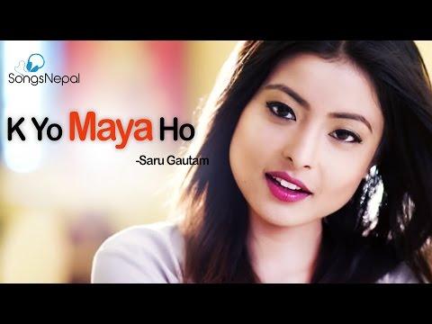 K Yo Maya Ho - Saru Gautam Ft. Kristina...