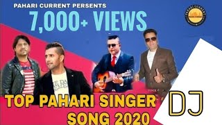 New Pahari dj nati collection- 2020