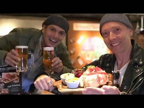 Tokyo's Sausage & Beer Dining Experience at Schmatz
