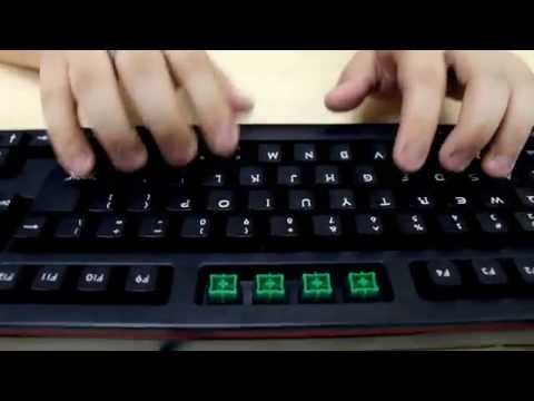 [Comparison] Keyboard Types (Mechanical/Tactile/Membrane)
