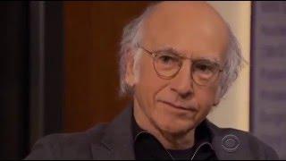 Larry David on 60 Minutes 01.03.2015