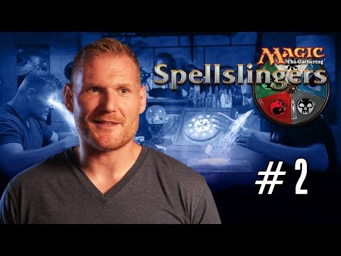 Day[9] vs. Josh Barnett in Magic: The Gathering: Spellslingers Season 2 Ep 2