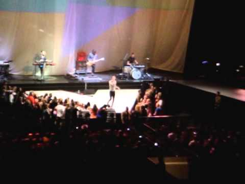 "Owl City ""Speed of Love"" Edit version @ Mandalay Bay, Las Vegas on March 16, 2013"