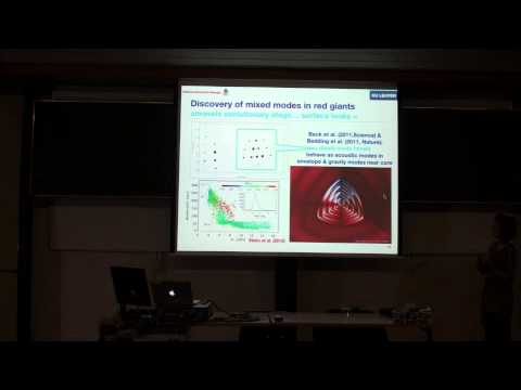 DPC: Asteroseismology:  the revolution in stellar physics