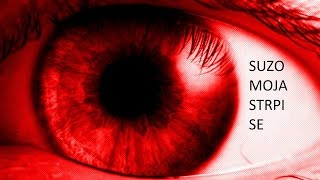 Crvena jabuka - Suzo moja, strpi se (lyrics) HD