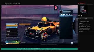 Rocket League Family Friendly Streaming #LIVE 10-23-2019